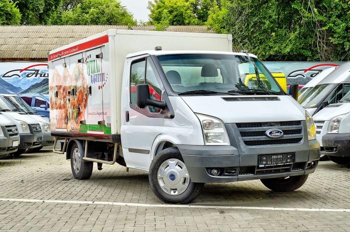 Ford Transit 2.4 cu TVA, 2011 an photo